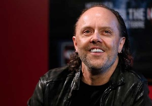 Lars Ulrich on Talk Is Jericho -...