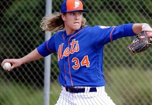 DP Interviews: Noah Syndergaard