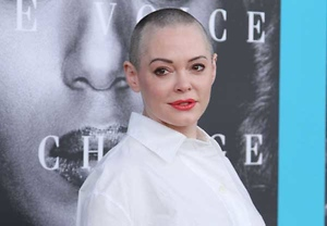 B.E.E. - Rose McGowan - 10/6/14