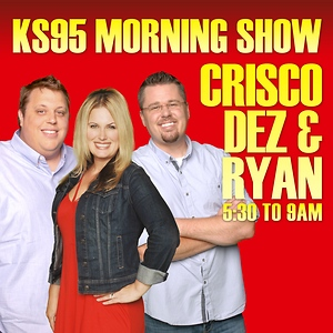 KS95 with Crisco, Dez & Ryan