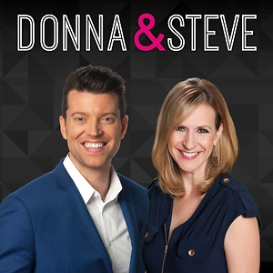 Donna and Steve